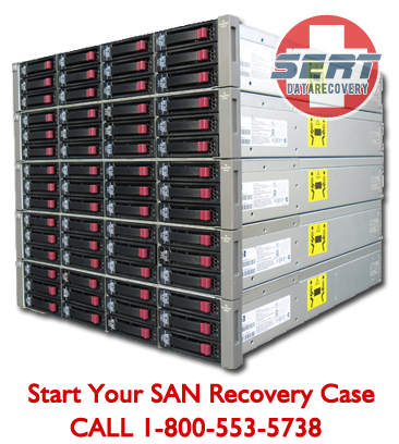 SAN Data Recovery Service Up To 36 Drives | RAID Recovery Services | RAID Array Data Recovery
