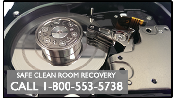 Clean Room Data Recovery |