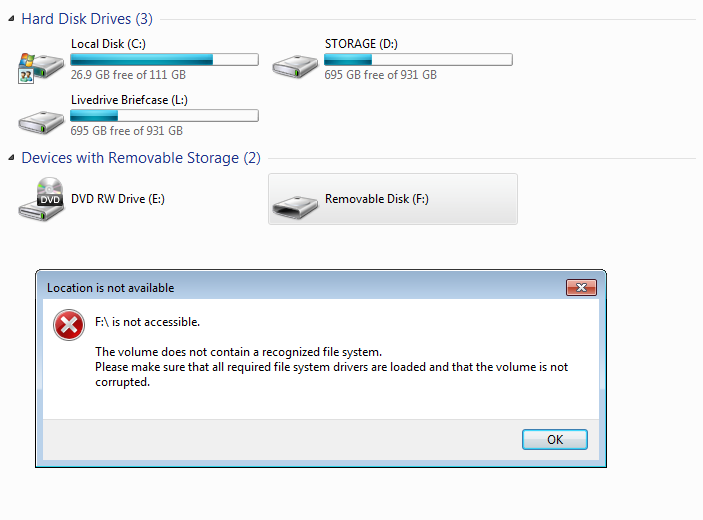 USB-FLASH-RAW-open-drive-not-accessible
